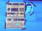 Alan Freeman Grange School Fete 15 July 1972