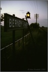 19 Berney Arms Station At Twilight