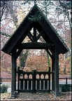5.012 Lych Gate, Holy Innocents Church, High Beach, Epping Forest