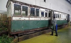 Lynton and Barnstaple Railway Brake Composite/Observation Saloon No 2