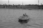 Boating at Southend c.1957