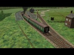 Sandsend-Whitby-Scarborough By Rail 2008 HD Microsoft Train Simulator