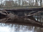 Tadcaster Bridge collapse after 29 Dec 2015 flooding