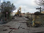 Tadcaster Bridge Collapse works