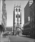 St. Alban's Church Tower, Wood Street, City of London