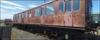 Railway carriage, number E43046