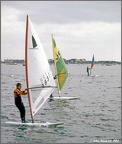 Windsurfing, Poole Harbour