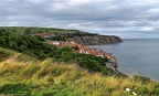 Robin Hood's Bay from the south